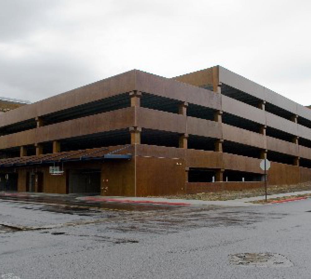 Jackson Parking Garage